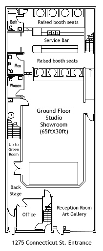 Showroom plan